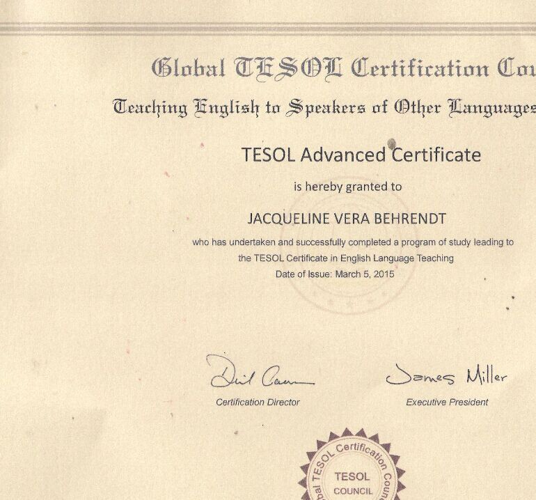 15 days get a Teaching Certificate (TEFOL) - 4oks,4U! 四圈OK网 China ...